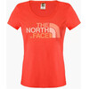 The North Face W's S/S Easy Tee Rambutan Pink